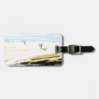 desert tags for bags