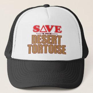 Desert Tortoise Save Trucker Hat
