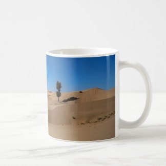 Desert Tree Basic White Mug