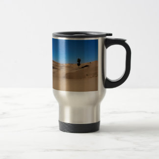 Desert Tree Stainless Steel Travel Mug