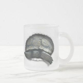 DESERT TURTLE,  COMING AT YA COFFEE MUG