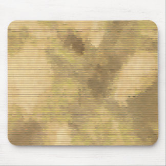 Desert Urban Camouflage Mouse Pad
