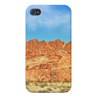 Desert Valley Of Fire iPhone 4 Cover