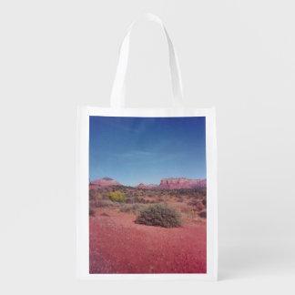 Desert Vista Grocery Bags