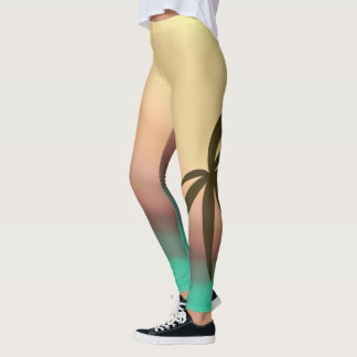 Desert Wave Leggings