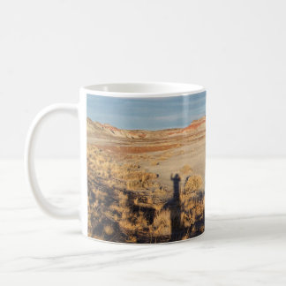 Desert Wave: Petrified Forest National Park Mug
