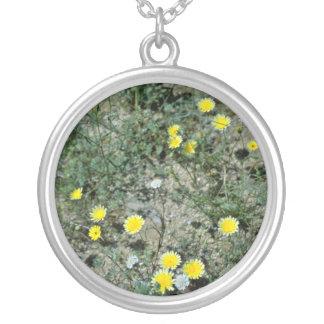 Desert Wildflowers flowers Pendants