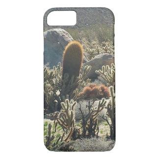 Desert wildlife Cactus iPhone 7 case