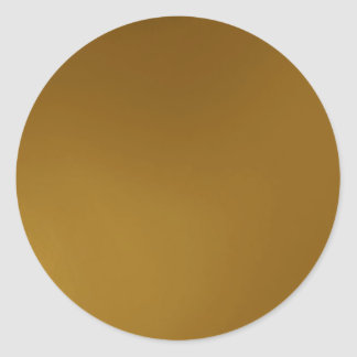 desertcamel colour round stickers