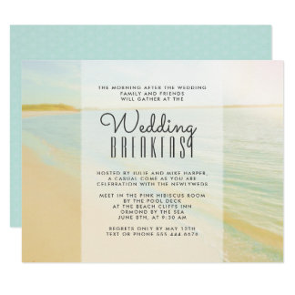 deserted_beach_after_wedding_breakfast_invitations r36155d0de1504a289b07d015c53cb4ec_6gdct_324?rlvnet=1 wedding breakfast invitations & announcements zazzle co uk,Wedding Breakfast Invitations