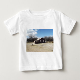 Deserted Ghost House Baby T-Shirt