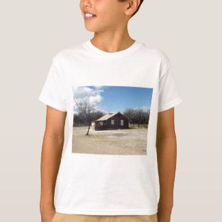 Deserted Ghost House Tees