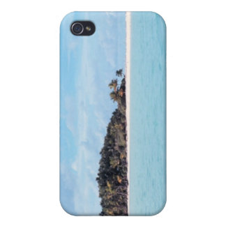 Deserted Island iPhone 4 Cover