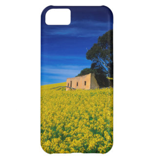 Deserted Shack In Canola Fields, Caledon iPhone 5C Case
