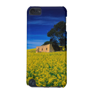 Deserted Shack In Canola Fields, Caledon iPod Touch (5th Generation) Case