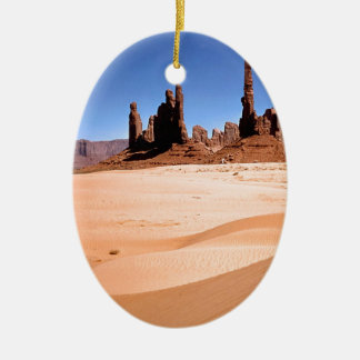 Deserts Monuments Southwest Christmas Ornament
