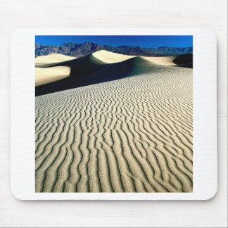 Deserts Wind Etchings Death Valley Mouse Pad