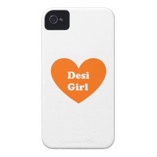 Desi Girl iPhone 4 Cover