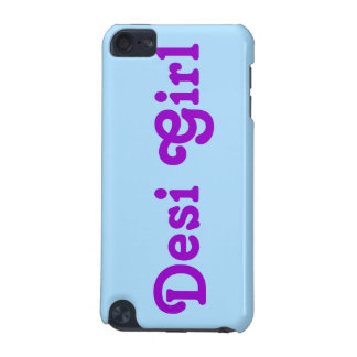 Desi Girl iPod Touch 5G Case