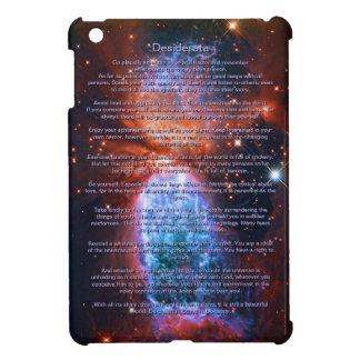Desiderata Poem, Constellation Cygnus, The Swan Case For The iPad Mini