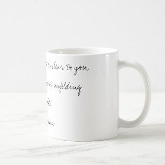 """Desiderata"" Quote Mug"