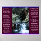 DESIDERATA Waterfalls Posters 7