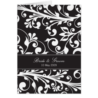 DESIGN 03- Colour Black Card