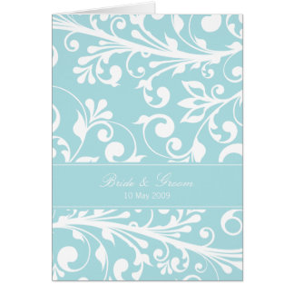 DESIGN 03- Colour Blue Card