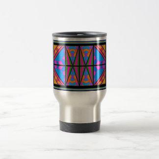 Design 128 stainless steel travel mug