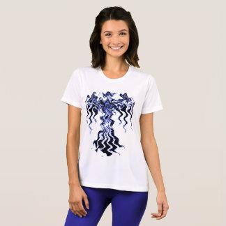 Design #1 Women's Sport-Tek Competitor T-Shirt