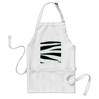 Design 2010-2s1green18-6 Black Greenville The MUSE Apron