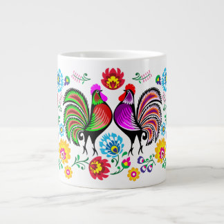 Design 2 in white giant coffee mug