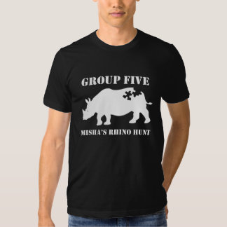 Design 5 Group Five Shirts