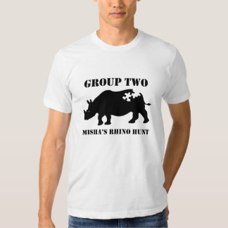 Design 5 Group Two Tee Shirts