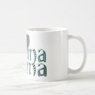 DESIGN AND CREATE YOUR OWN OBAMA MAMA BASIC WHITE MUG