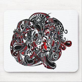 Design by Gary Sher: new release for 2012 Mouse Pad