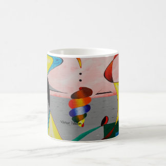 Design by Viktor Tilson Coffee Mug