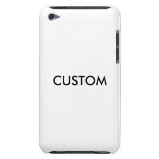 Design Custom Template Blank Barely There iPod Covers