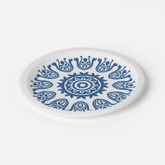 Design Elements 005 7 Inch Paper Plate
