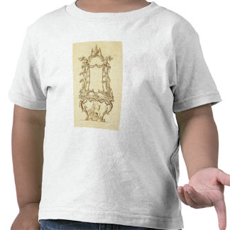 Design for a Console Table pen ink wash Shirt