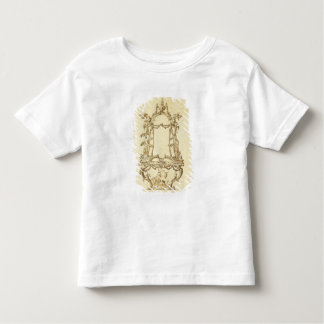 Design for a Console Table (pen & ink wash) Toddler T-Shirt