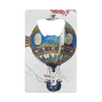 Design for a hot-air balloon with a diameter of 12