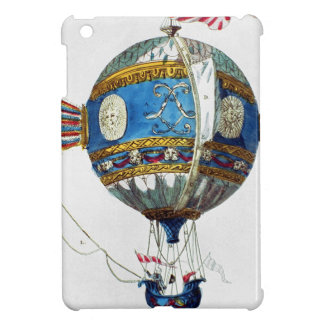 Design for a hot-air balloon with a diameter of 12 iPad mini cover