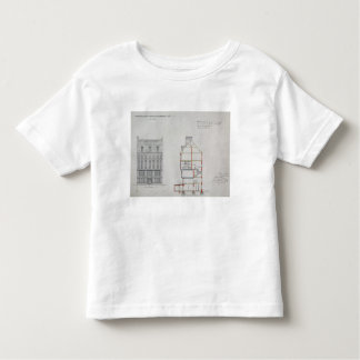 Design for a house for W. Flower Esq, Chelsea Emba Toddler T-Shirt