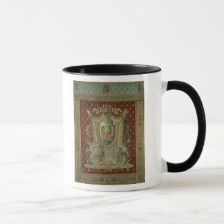 Design for a tapestry in Bonaparte's study Mug