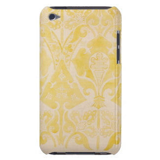 Design for a velvet or silk brocatelle, 1850 (penc iPod Case-Mate case