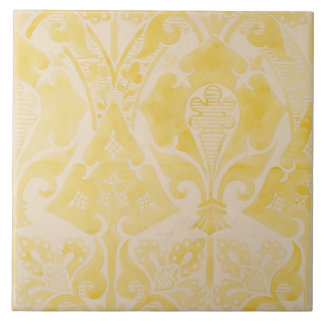 Design for a velvet or silk brocatelle, 1850 (penc large square tile
