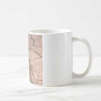 Design for an enormous crossbow basic white mug