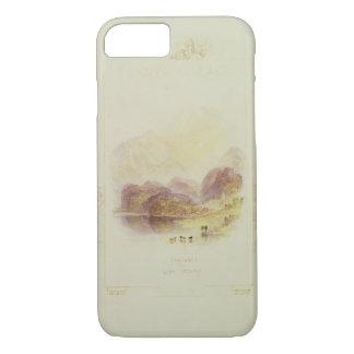 Design for an illustration for Walter Scott's 'Lad iPhone 8/7 Case