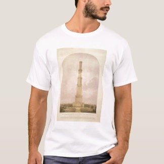 Design for Converting the Crystal Palace into a 10 T-Shirt